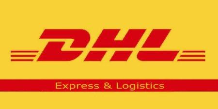 dhl logo Cara Pengiriman Dokumen